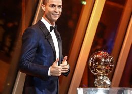 CR7 Ballon d'or 2017